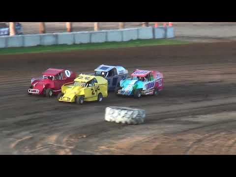 Xcel 600 Modified Heats Independence Motor Speedway 5/4/19