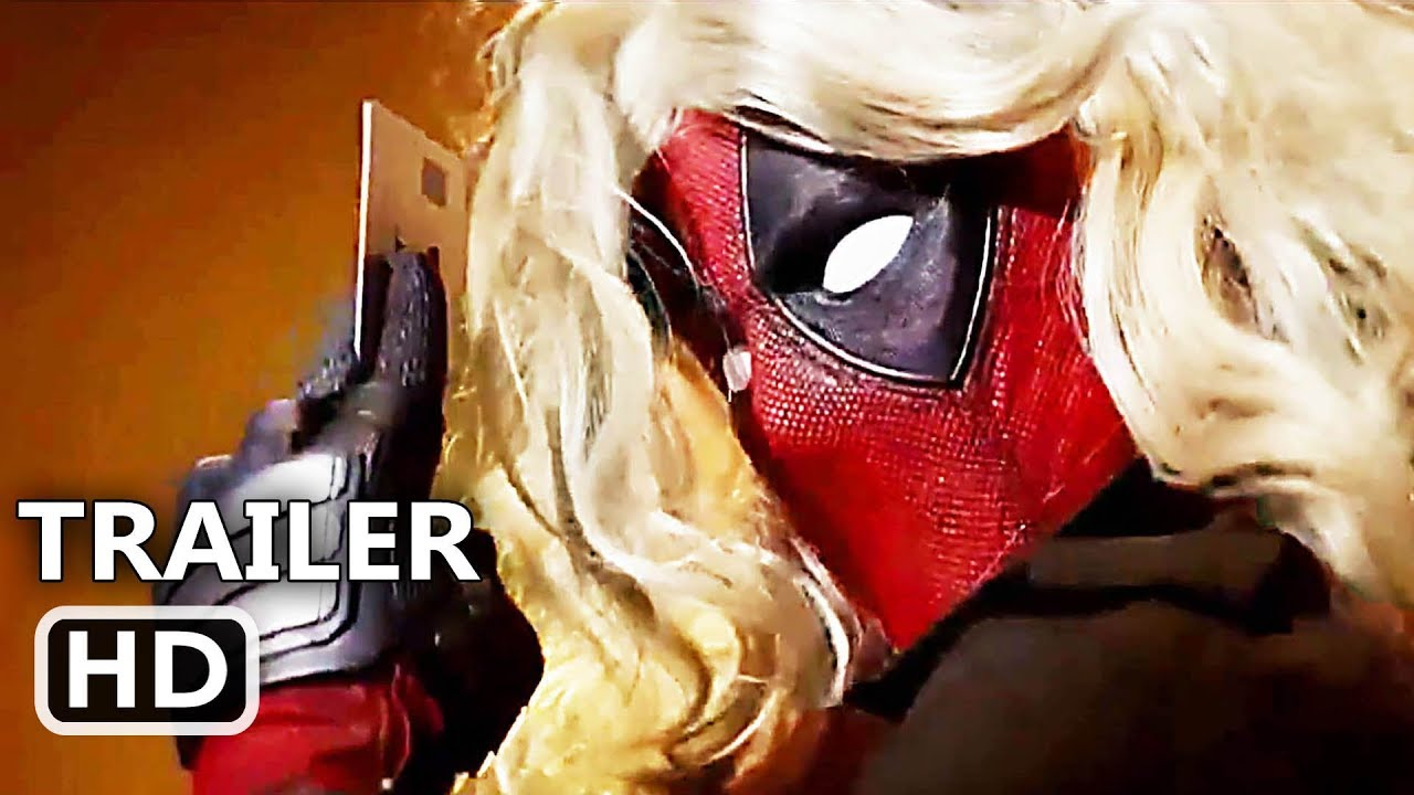 "Download DEADPOOL 2 ""Stripper Deadpool"" Trailer (NEW 2018) Ryan Reynolds, Superhero Movie HD"