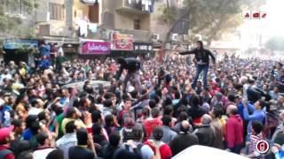 25 يناير   اولتراس نهضاوي من مسيرة المرج وعزبة النخل أمس