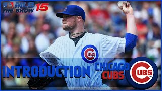 MLB 15 The Show Chicago Cubs Franchise- Introduction And Update