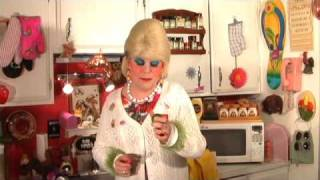 Coconut Lime Blondie Bars : Trailer Park Cooking Show