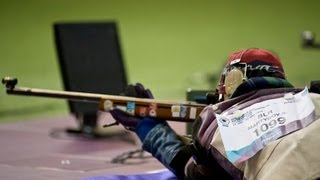Highlights 50m Rifle Prone Men - ISSF World Cup in all events 2012, London (GBR)