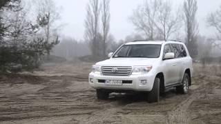 KAC - Kaczor w terenie - Jeep Grand Cherokee & Toyota Land Cruiser V8 - test