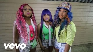 The OMG Girlz - Where The Boys At? (Behind The Scenes)