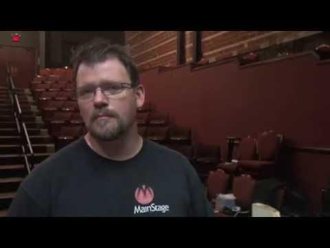 Set Design Interview Todd Edwards