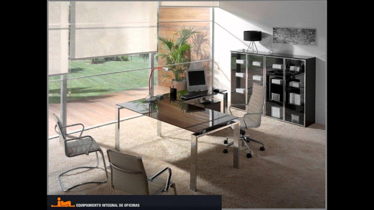 Decoraci n de oficinas en madrid con estilo equipamiento for Imagenes de oficinas de lujo