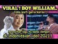 keren ! boy william bawa lesti di indonesian idol ? billar terima kasih atas perhatian dan doanya !
