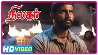 Thilagar Tamil Movie | Scenes | Dhruvva kills Kishore