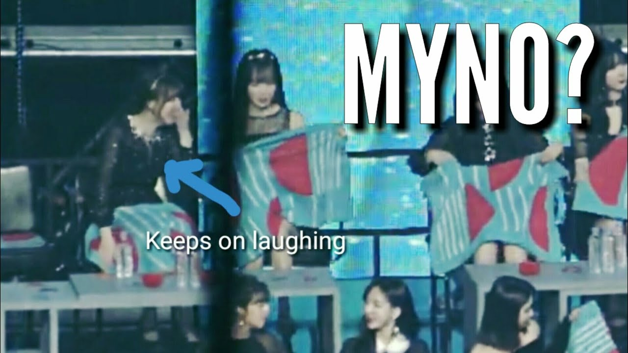 """How did Yerin reacted to voice-over calling Mino """"MYNO"""""""