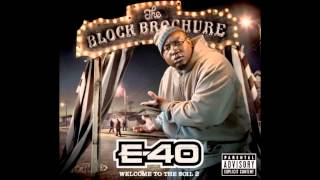 E-40 - Function [With Lyrics]