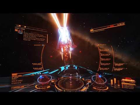 Wing Assassination Mission in Solo (Elite Dangerous) |