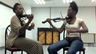 Classical Pop take on Caribbean folk songs