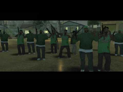 Gang Wars - Groove Street