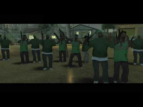 Gang Wars - Groove Street 4 Life l Good...