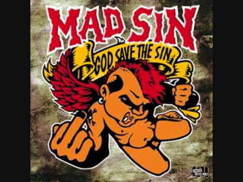 Mad Sin - God Save the Sin (Full Album)
