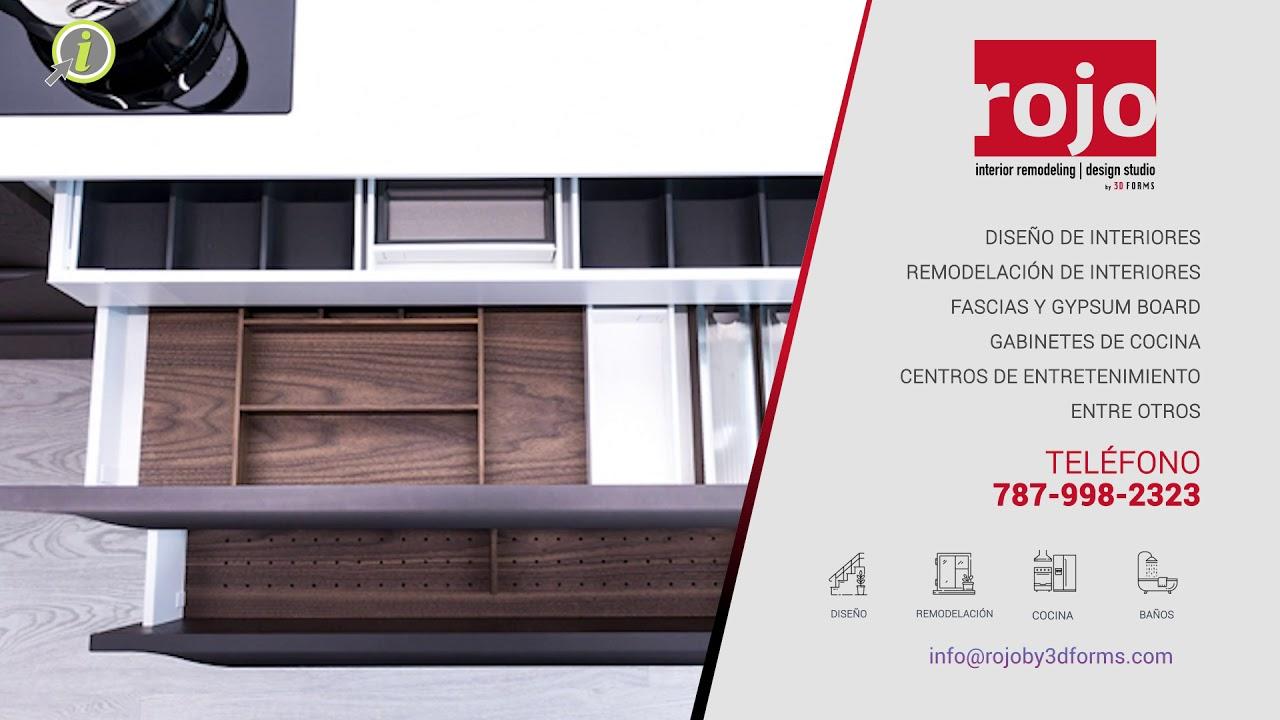 Rojo Interior Remodeling Design Studio Youtube