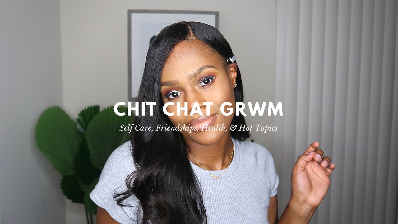 Chit Chat Grwm Self Care Supporting Friends Health Hot Topics Youtube Check out our list of good research topics and one of the hardest parts of writing a research paper can be just finding a good topic to write about. youtube