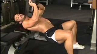Jud Dean - Dumbbell Pullover (Bodybuilding)