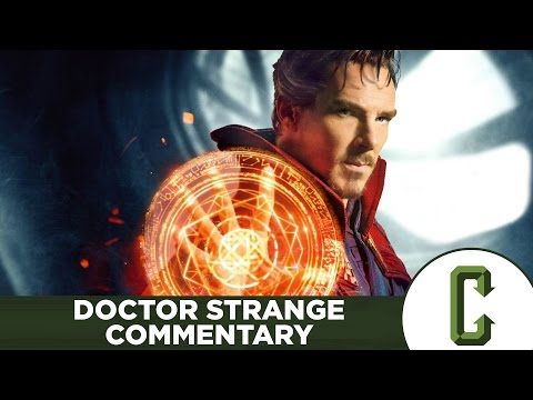 Doctor Strange Commentary - Collider Video