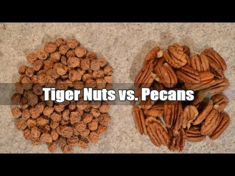 Why Do Tiger Nuts Beat Pecans?: Culinary Questions with Kimberly