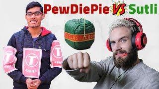 PewDiePie VS Sutli VS T-Series    Experiment By- Blade XYZ   