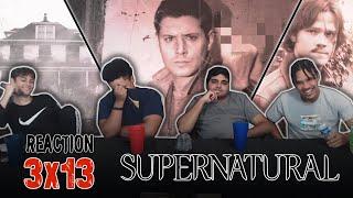 "Supernatural   3x13: ""Ghostfacers!"" REACTION!!"