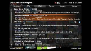 SageTV Plugin Manager Demo Video by GeekTonic.mp4