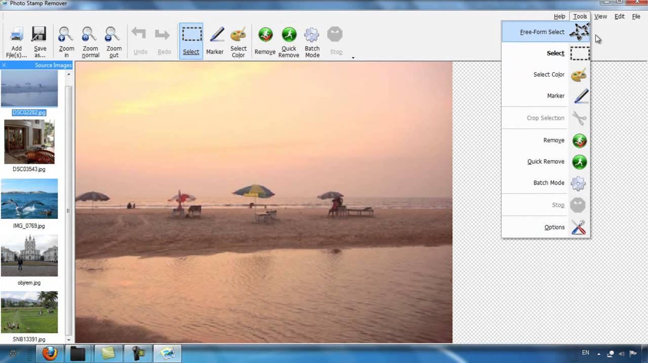 photo stamp remover license key