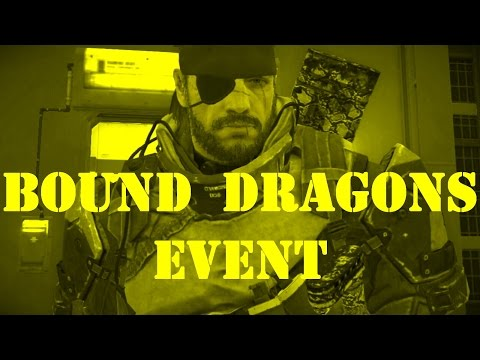 Metal Gear Solid 5 - Forward Operating Base Missions - Big Boss - Bound Dragons Event (2016/10/18)