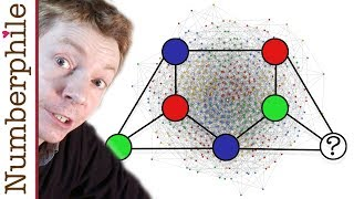 A Colorful Unsolved Problem - Numberphile