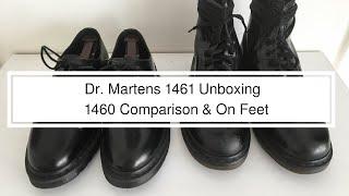 doc martens 1461 mono