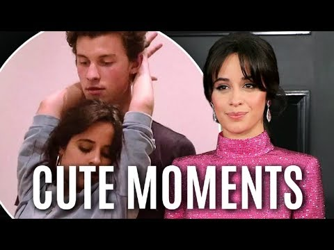 Shawn Mendes and Camila Cabello CUTEST Moments 2019