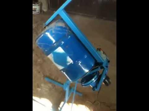 Terzigno betoniera fai da te youtube for Gazebo fai da te riciclo