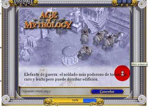 descarga de age of empires mitologi full