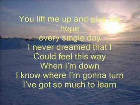Teach Me How To Dream By:Robin McAuley