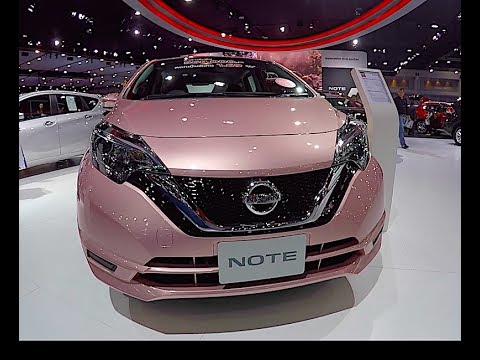 new 2017 hatchback nissan note 2018 youtube. Black Bedroom Furniture Sets. Home Design Ideas