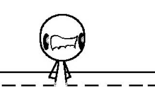 I walk a lonely road / Flipnote Hatena