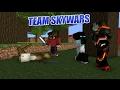 Minecraft: CLICKBAITY TITLE! - Minecraft Team SkyWars w/ JoshuaTheJag