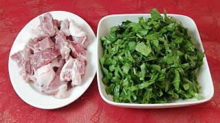 Degi Palak Gosht  شادیوں والا دیگی پالک گوشت  Degi Palak Gosht  Recipe  In Hindi -Urdu