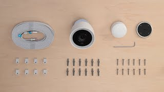 Installing Nest Cam IQ Outdoor