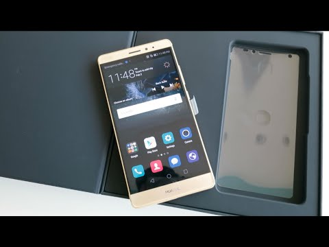 Huawei Mate S Unboxing And First Impressions
