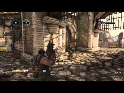 Gears Of War 3 | Team Deathmatch On Old Town (PC Games + SCHOOL FINISHED!)