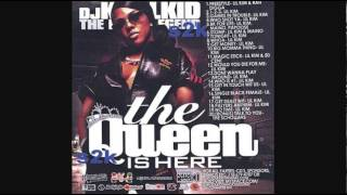 DJ Kool Kid - The Queen Is Here (The Best of Lil'Kim)