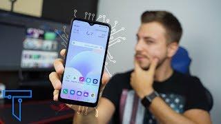 Tani smartfon LG K50S - czy warto?