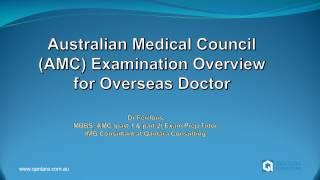vuclip Australian Medical Council AMC Examinations Tips