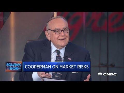 Leon Cooperman: The stock market would drop 25% if Warren or Sanders is elected