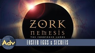 Zork Nemesis - Easter Eggs
