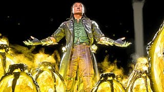 MK11 The Movie Shang Tsung Performs All Victory Celebrations (Spirit Stealer)