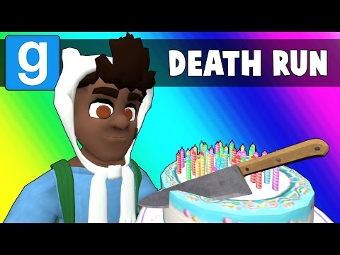 Gmod Deathrun Funny Moments - The Pain Facility! (Feat. BasicallyIDoWrk)