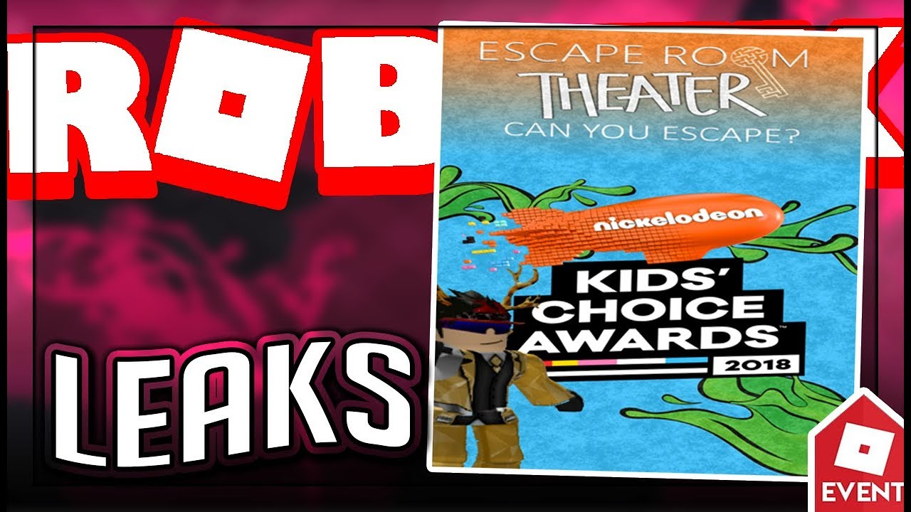 Nickelodeon Kids Choice Awards On Roblox Update By Ranjo222